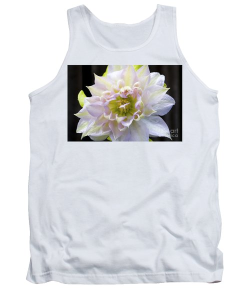 Clematis 'belle Of Woking' Tank Top