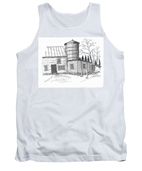 Clermont Barn 1 Tank Top