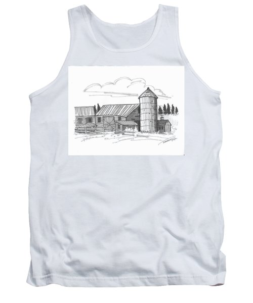 Clermont Barn 2 Tank Top
