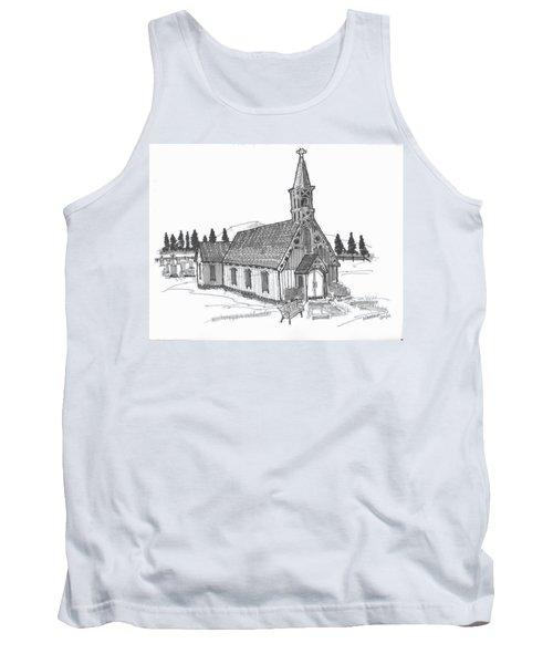 Clermont Chapel Tank Top