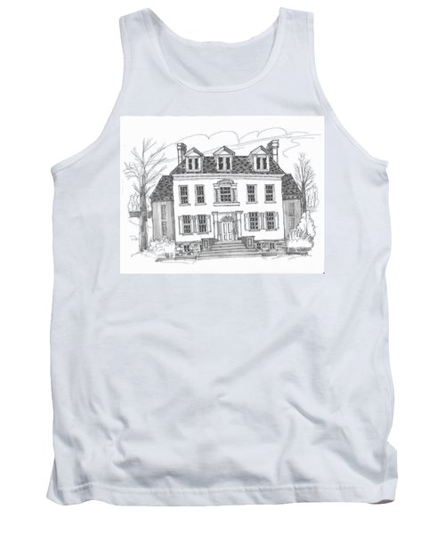 Clermont Historic Site Tank Top