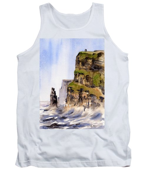 Clare   The Cliffs Of Moher   Tank Top