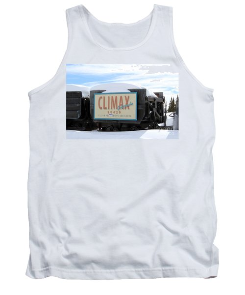Climax Colorado Tank Top by Fiona Kennard