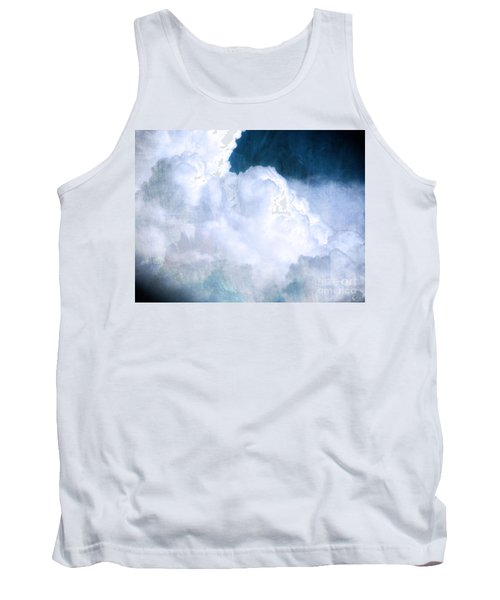 Clouds And Ice Tank Top