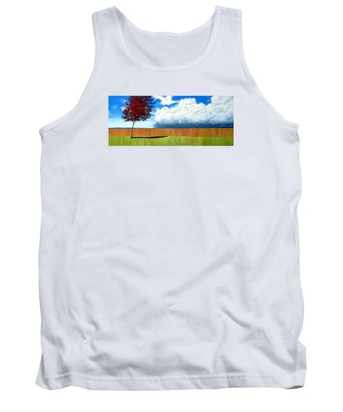 Cloudy Day Tank Top