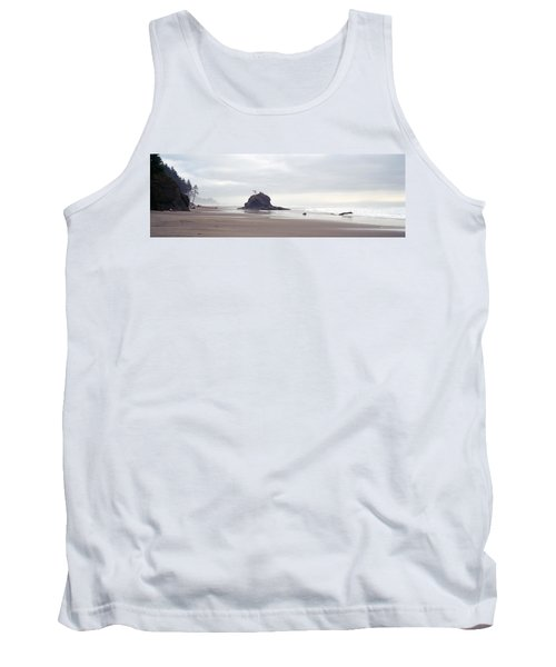 Coast La Push Olympic National Park Wa Tank Top by Panoramic Images