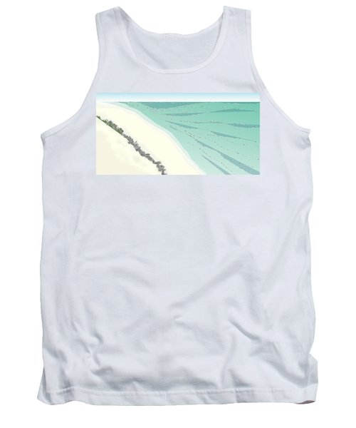 Coastal Wash Tank Top