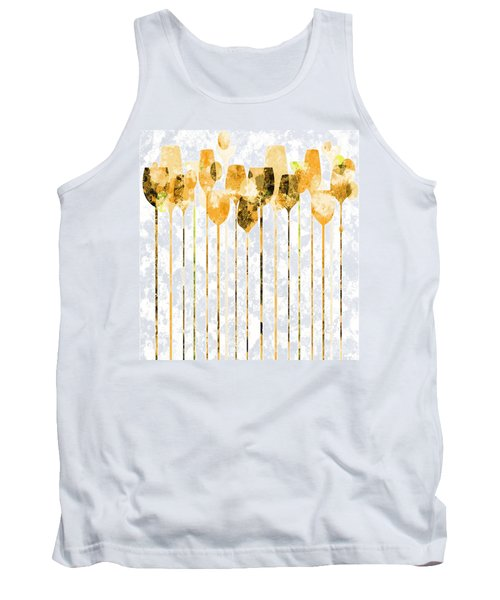 Cocktail Hour 4 Tank Top by Angelina Vick