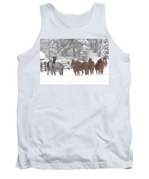 Cold Ponnies Tank Top