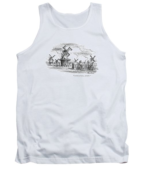 Collaborationists Tank Top