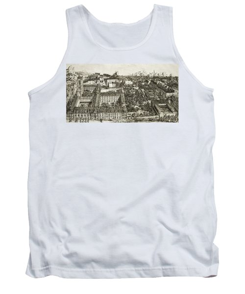 College Henri Iv And The Lycee Napoleon Tank Top