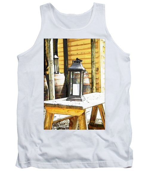 Colonial Light Tank Top