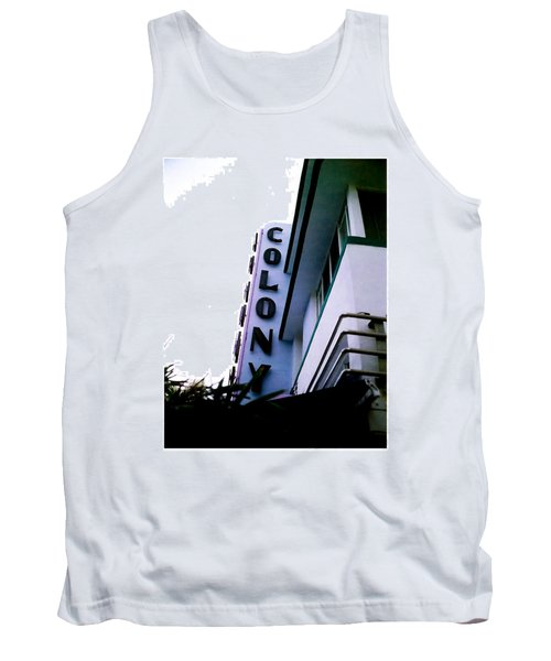 Colony Polaroid Tank Top