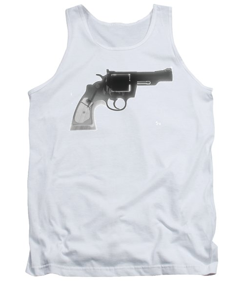 Colt 357 Magnum X Ray Photograph Tank Top