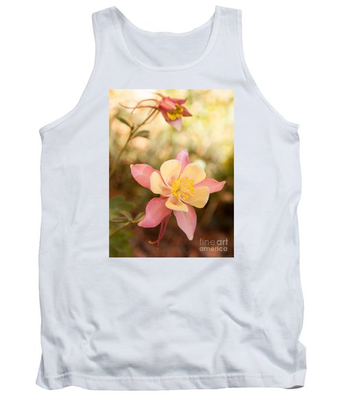 Columbine Tank Top by Roselynne Broussard