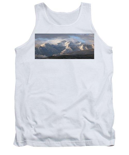 Como Peaks Montana Tank Top by Joseph J Stevens