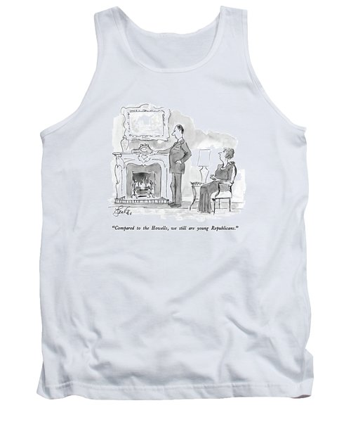 Compared To The Howells Tank Top