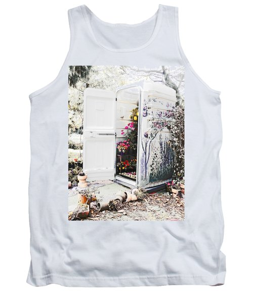 Compost Making Tank Top