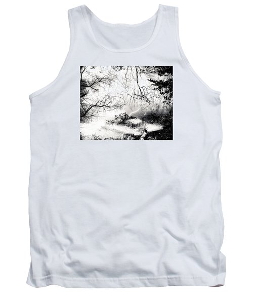 Tank Top featuring the photograph Confusion Of The Senses by Hayato Matsumoto