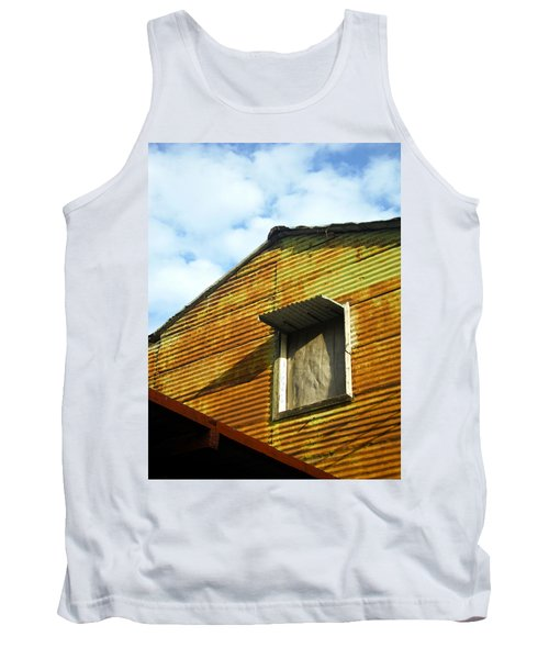 Tank Top featuring the photograph Conventillo by Silvia Bruno
