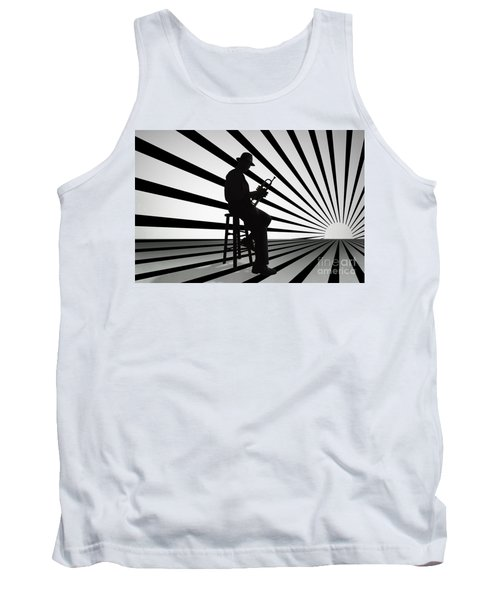 Cool Jazz 2 Tank Top