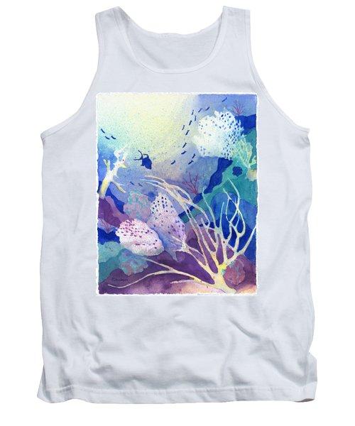 Coral Reef Dreams 4 Tank Top