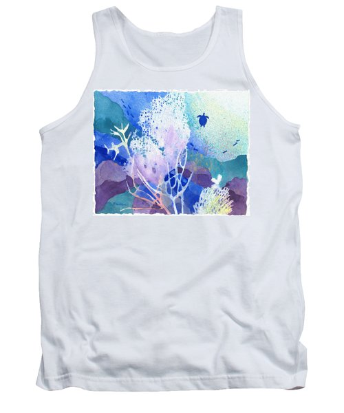 Coral Reef Dreams 5 Tank Top