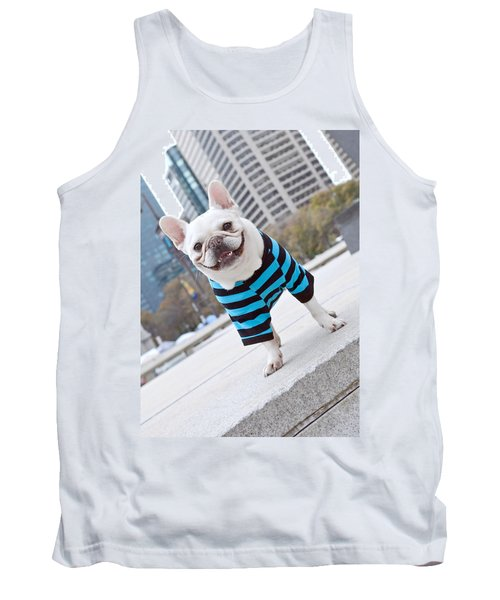 Tank Top featuring the photograph Cornnut by Lisa Phillips