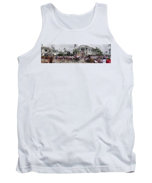 Coronado Fourth Of July Parade Tank Top