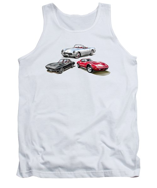 Corvette Generation Tank Top