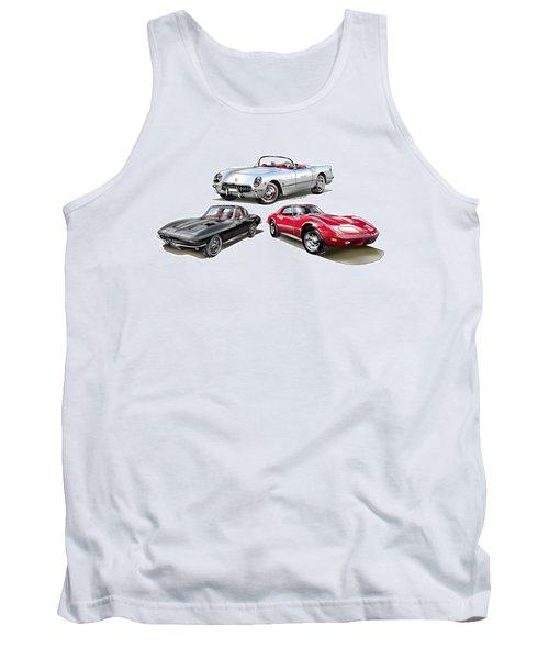 Corvette Generation Tank Top