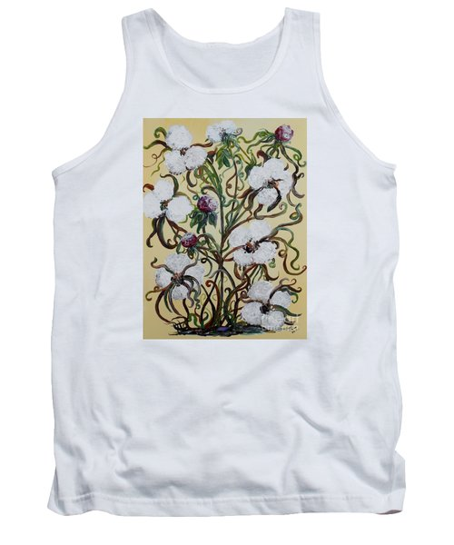 Cotton #1 - King Cotton Tank Top