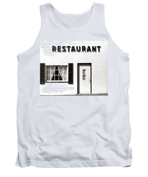 Country Restaurant Tank Top
