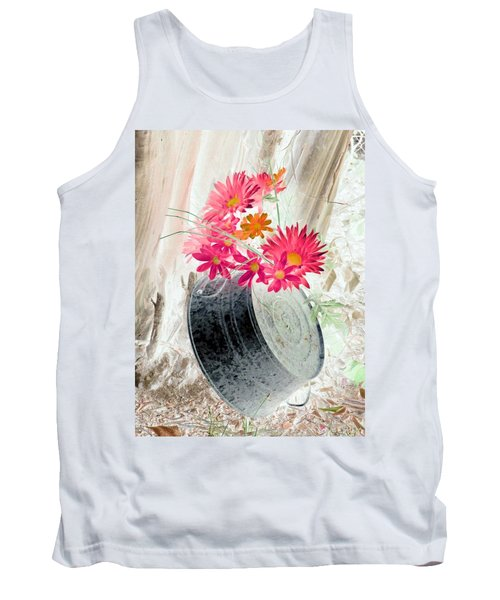 Country Summer - Photopower 1499 Tank Top