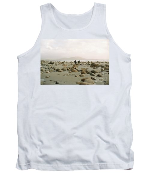 Couple And The Rocks Tank Top