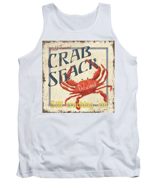 Crab Shack Tank Top
