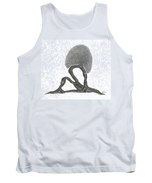 Crescent Lunge Tank Top