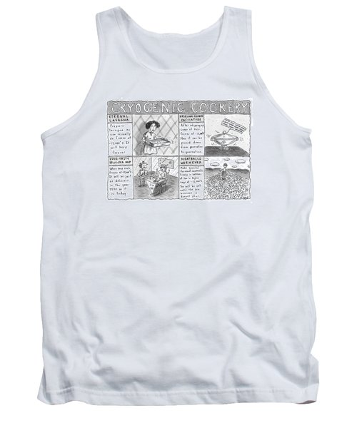 Cryogenic Cookery Tank Top