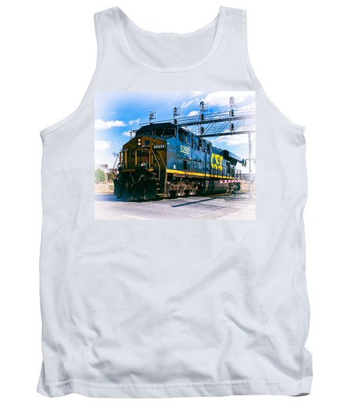Csx 5292 Warner Street Crossing Tank Top