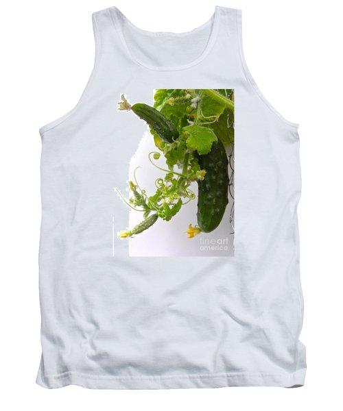 Cucumber Dance Tank Top