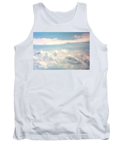 Cumulus Clouds Tank Top