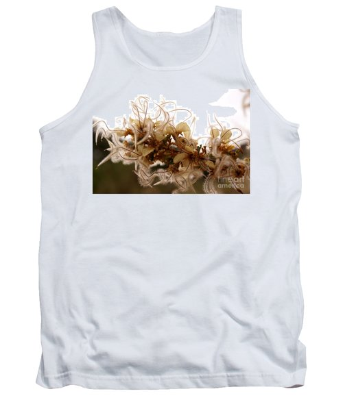 Curlleaf Mountain Mahogany Tank Top