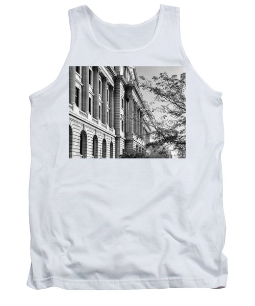 Cuyahoga County Court House Tank Top