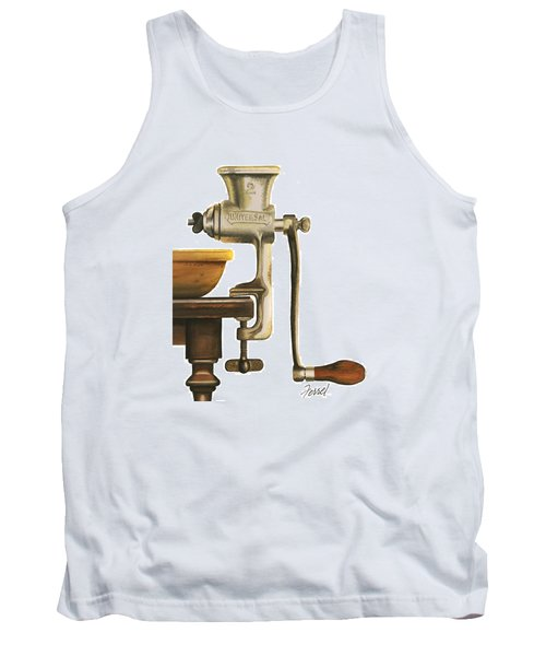 Daily Grind Tank Top by Ferrel Cordle
