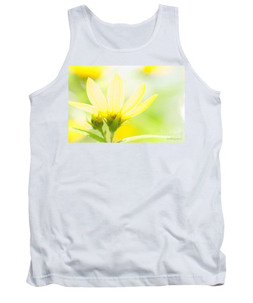 Daisies In The Sun Tank Top