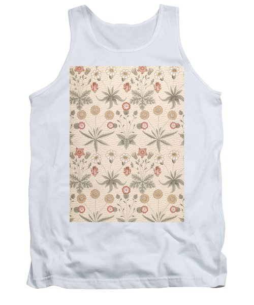 Daisy, First William Morris Design Tank Top