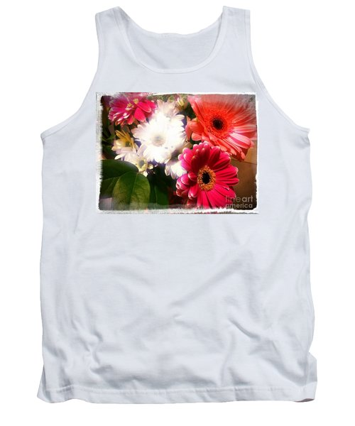 Daisy January Tank Top
