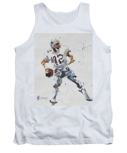 Dallas Cowboys - Roger Staubach Tank Top