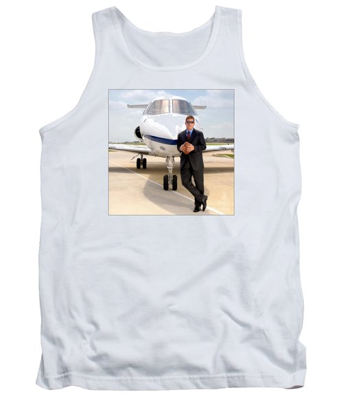 Dallas Cowboys Superbowl Quarterback Troy Aikman Tank Top