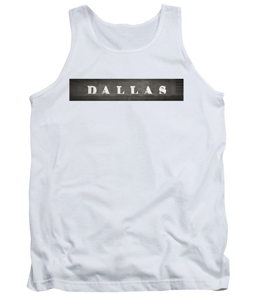 Dallas Tank Top